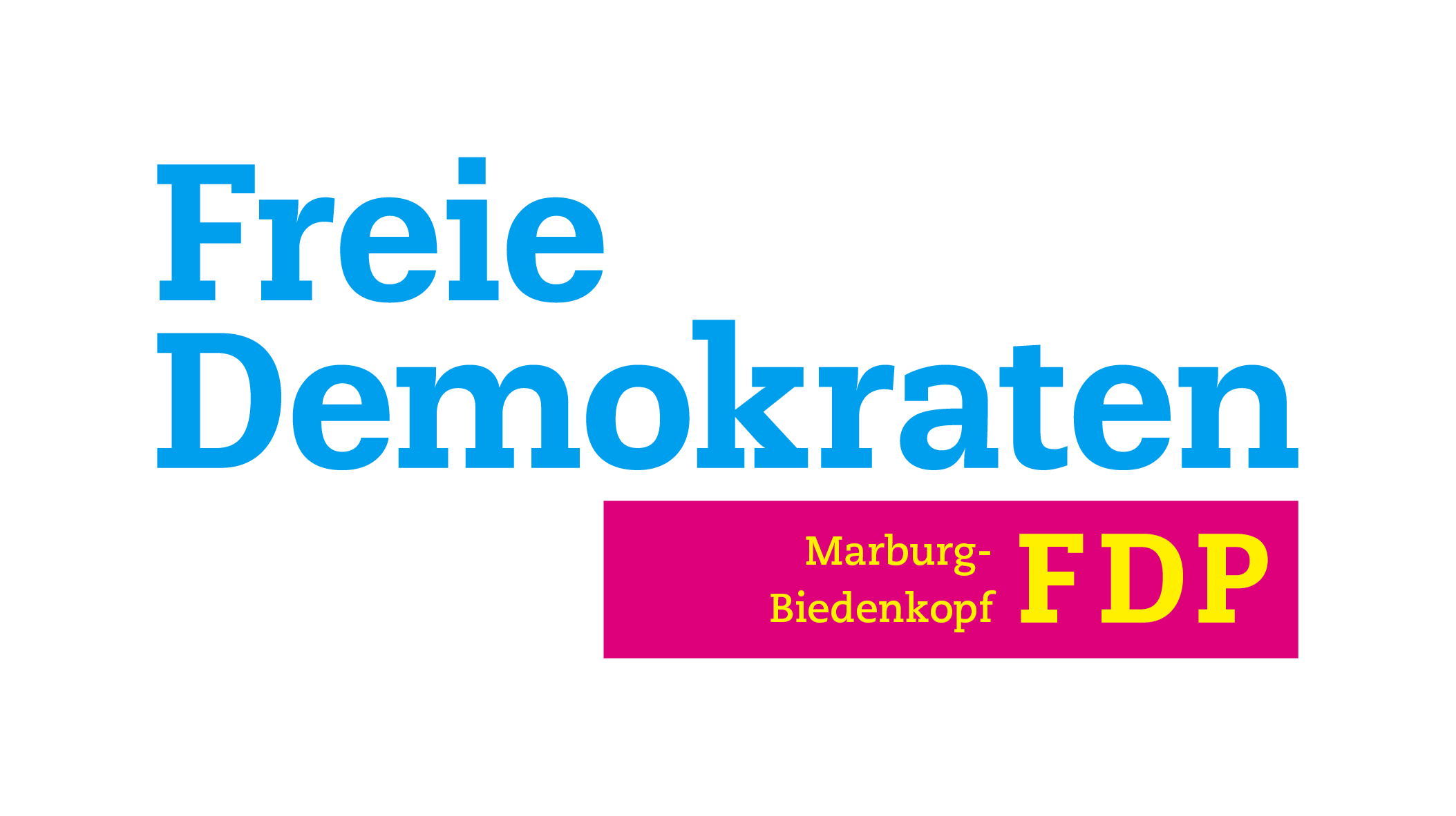 Logo FDP Marburg-Biedenkopf